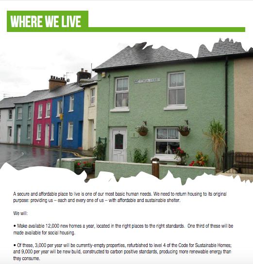 Greens Housing 1